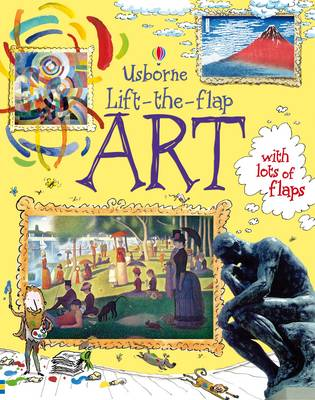 Lift the Flap: Art