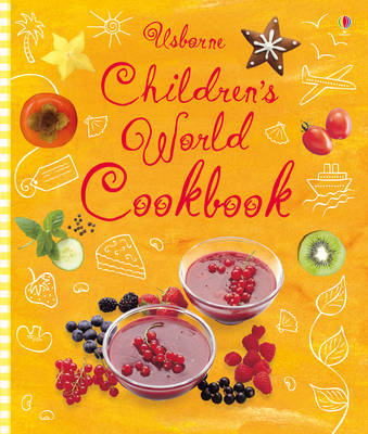 Children's World Cookbook (Reduced Ed)