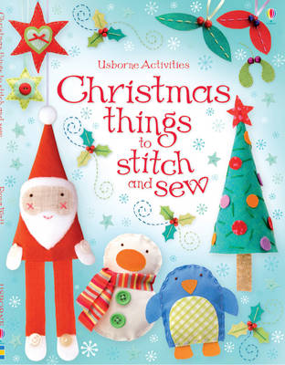 Christmas Things To Sew and Stitch