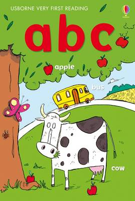 ABC Very First Reading Support Title