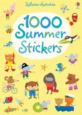 1000 Summer Stickers