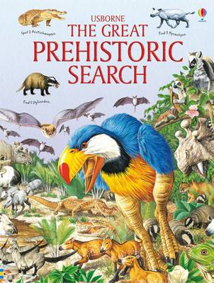 Great Prehistoric Search