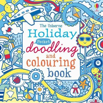 The Usborne Holiday Pocket Doodling and Colouring Book Reviews | Toppsta