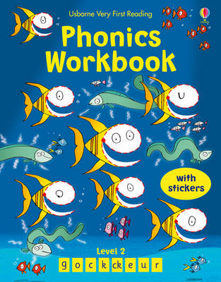 Phonics Workbook 2 Very First Reading