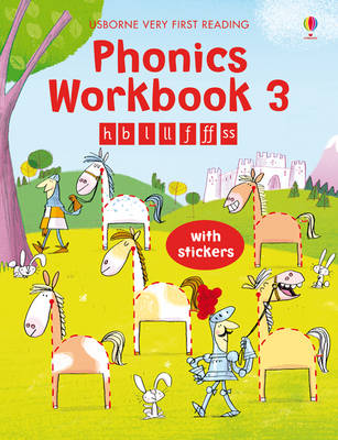Phonics Workbook 3 Very First Reading