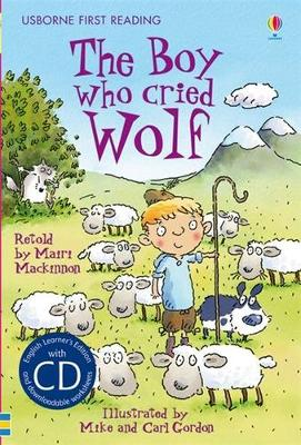 First Reading Three: The Boy Who Cried Wolf