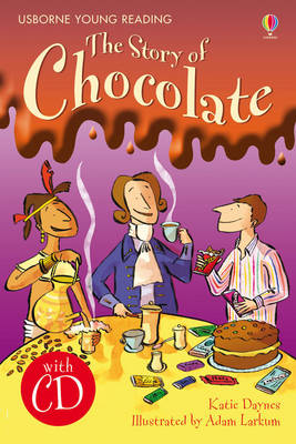 Young Reading CD Packs: The Story of Chocolate