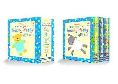 Babies Very First Touchy Feely Slipcase