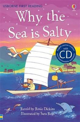 Why the Sea is Salty [Book with CD]