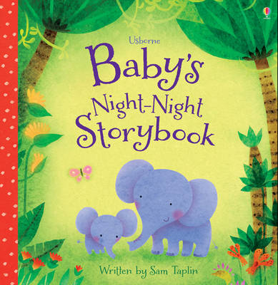 Baby's Night-Night Storybook