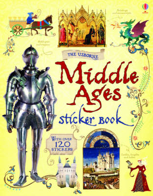 Middle Ages Sticker Book