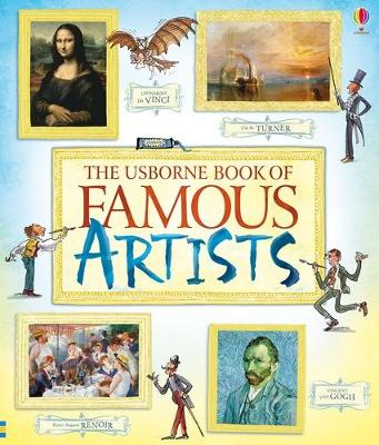 Book of Famous Artists
