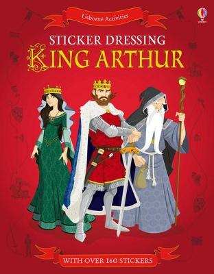 Sticker Dressing King Arthur