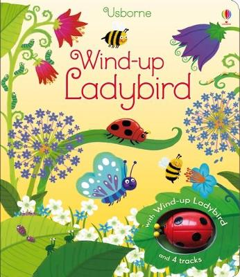 Wind-Up Ladybird