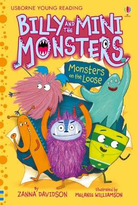 Billy and the Mini Monsters (2) - Monsters on the Loose
