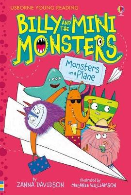 Billy and the Mini Monsters - Monsters On A Plane