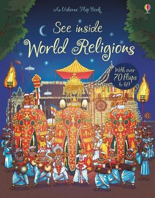 Major World Reviews >> Book Reviews For See Inside World Religions By Alex Frith