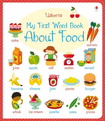 My First Word Book About Food