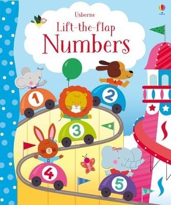Lift-the-Flap Numbers
