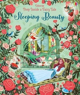 Peep Inside A Fairy Tale Sleeping Beauty