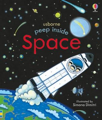 Peep Inside Space