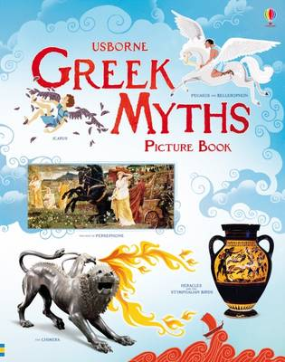 Greek Myths Picture Book