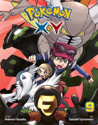 Pokemon X*Y, Vol. 9