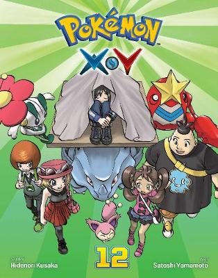 Pokemon X*Y, Vol. 12