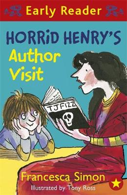Horrid Henry Early Reader: Horrid Henry's Author Visit: Book 15