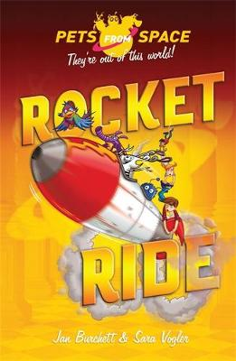 Pets from Space: Rocket Ride: Book 4