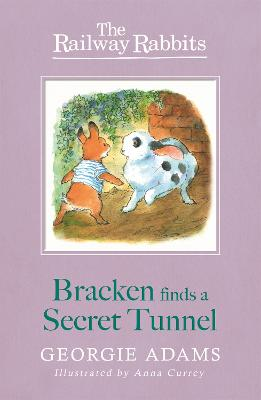 Railway Rabbits: Bracken Finds a Secret Tunnel: Book 5