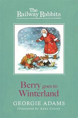 Railway Rabbits: Berry Goes to Winterland: Book 2
