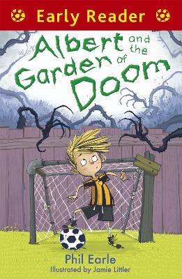 Early Reader: Albert and the Garden of Doom
