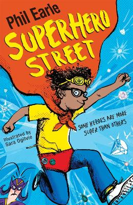 A Storey Street novel: Superhero Street