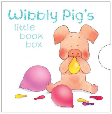 Wibbly Pig's Little Book Box