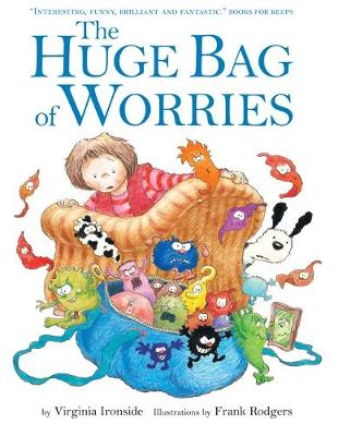 The Huge Bag of Worries Big Book