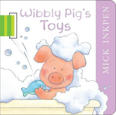 Wibbly Pig's Toys: Buggy Book