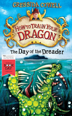 How To Train Your Dragon: The Day of the Dreader World Book Day 2012: 50 COPY PACK