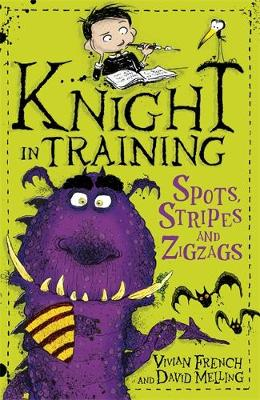 Knight in Training: Spots, Stripes and Zigzags: Book 4