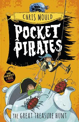Pocket Pirates: The Great Treasure Hunt: Book 4