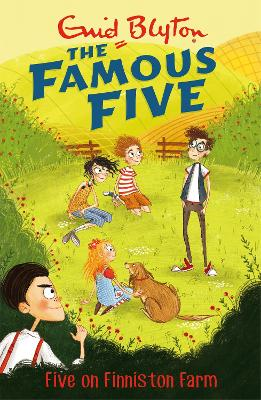 Famous Five: Five On Finniston Farm: Book 18