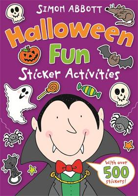 Halloween Fun Sticker Activities