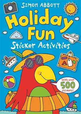 Holiday Fun Sticker Activities