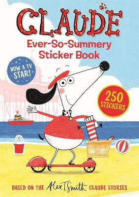 Claude TV Tie-ins: Claude Ever-So-Summery Sticker Book