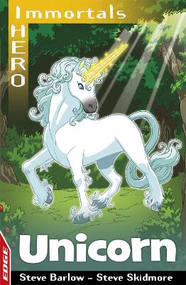 EDGE: I HERO: Immortals: Unicorn
