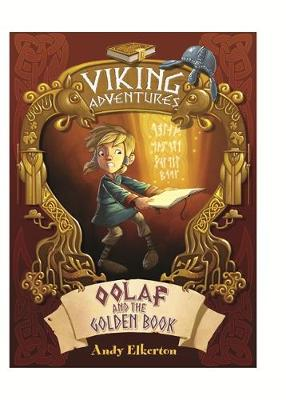 Viking Adventures: Oolaf and the Golden Book