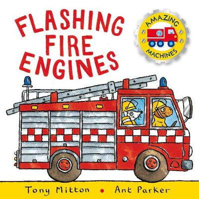 Amazing Machines: Flashing Fire Engines: Amazing Machines 2
