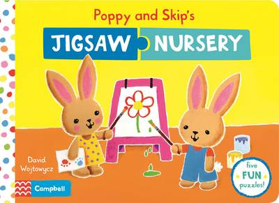 Poppy and Skip's Jigsaw Nursery