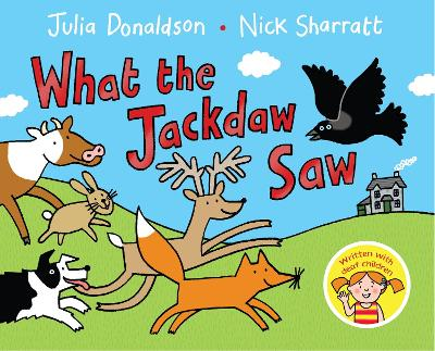What the Jackdaw Saw