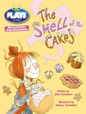 Julia Donaldson Plays Lime/3C the Smell of the Cakes